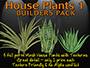 New Builders Pack - House Plants 1
